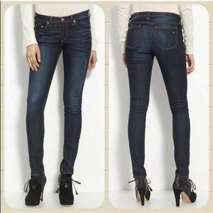 Rag & Bone | Skinny Jeans in Kensington Wash